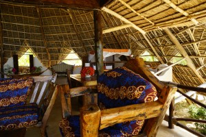 Zanzibar Villa Lisa African Lounge Patio