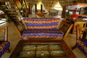 Zanzibar Villa Lisa African Lounge Patio