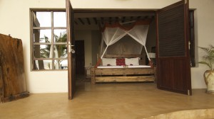 Zanzibar Villa Lisa Double Room