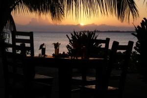 Milele Villas Zanzibar Sunset