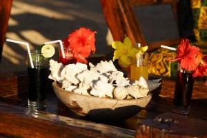 Milele Villas Zanzibar Happy Hour