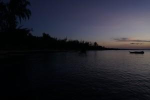 Milele Villas Zanzibar Evening Scene
