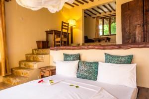 Zanzibar Villa Tatu Triple Room