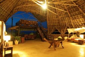 Villa Lisa African Lounge Sunset Deck