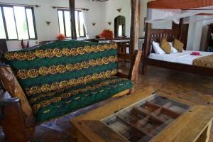 Zanzibar Villa Tatu Lounge