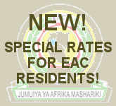 Milele Private Villas Zanzibar Resident Rates